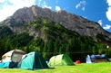 Caravan & camping resort la Marmolada queen of the Dolomites