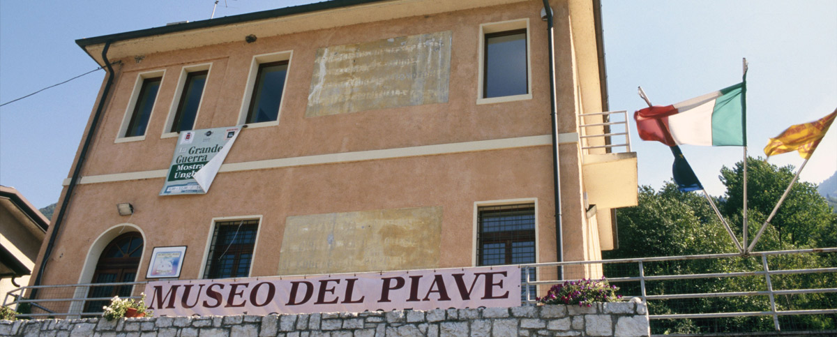 Museo del Piave Vincenzo Colognese