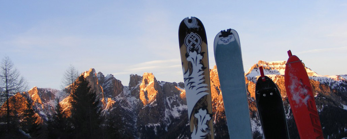 Even skis enjoy Selva di Cadore