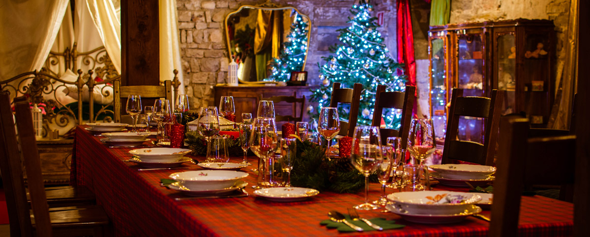 Christmas at the Castle (Sestiere Castellare Archive)