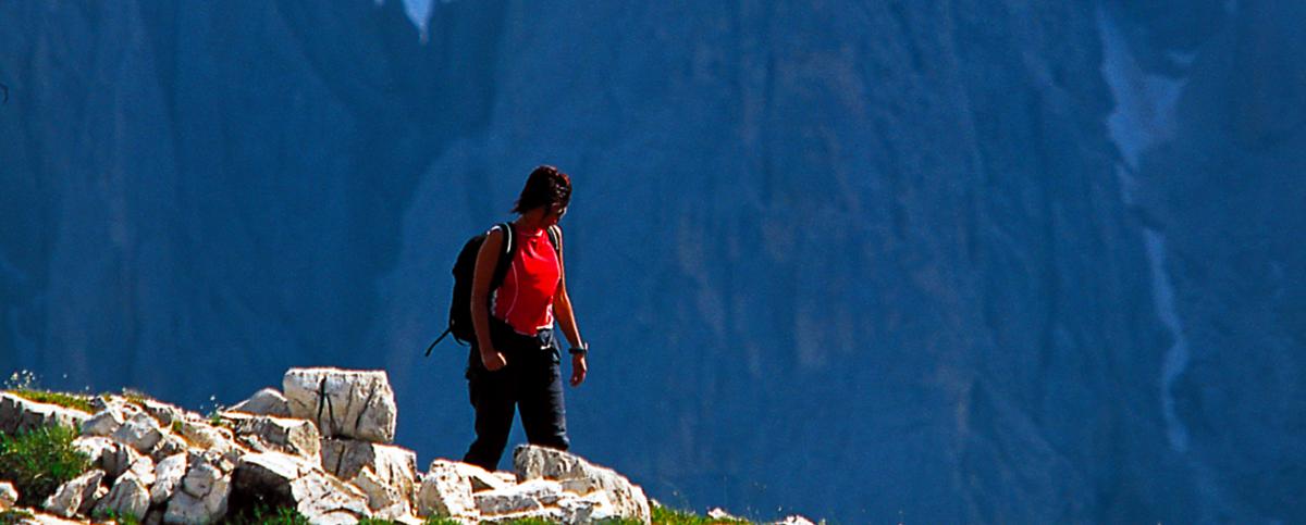 Alta Via delle Dolomiti n  4
